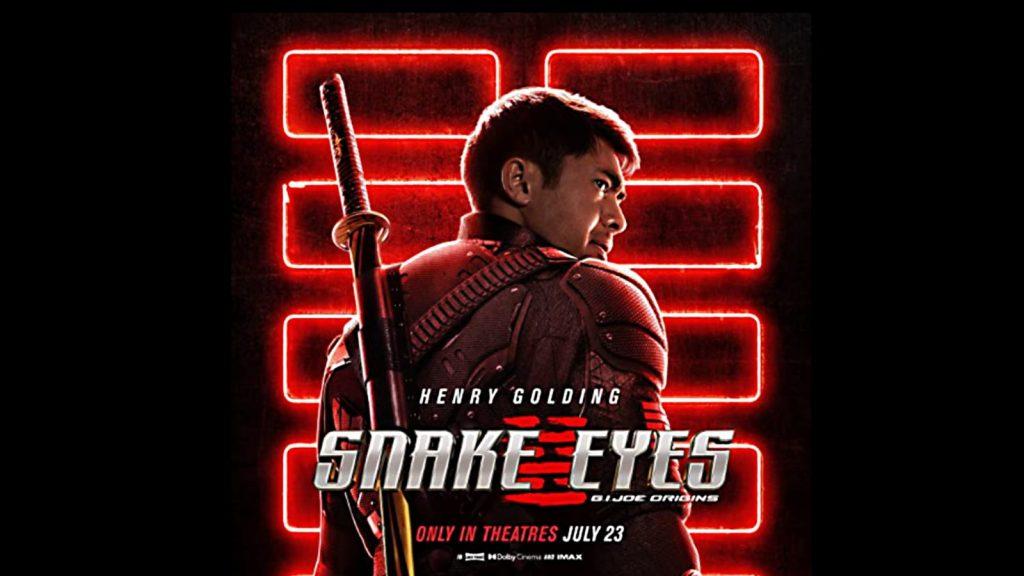 Snake Eyes : G.I.Joe Origins